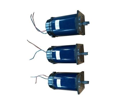 工程车电机
